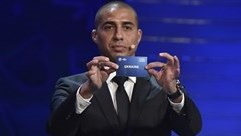 David Trezeguet (UEFA EURO 2016 final tournament draw)
