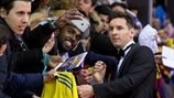 Lionel Messi wins FIFA Ballon d'Or 2015