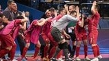 Watch hosts Serbia hit five