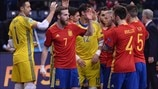 Watch superb Spain goals