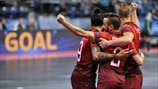 Futsal EURO: Best of the action so far