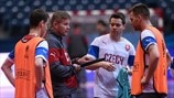 Five in contention as Futsal EURO group stage ends