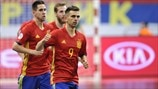 Watch Spain turn on style