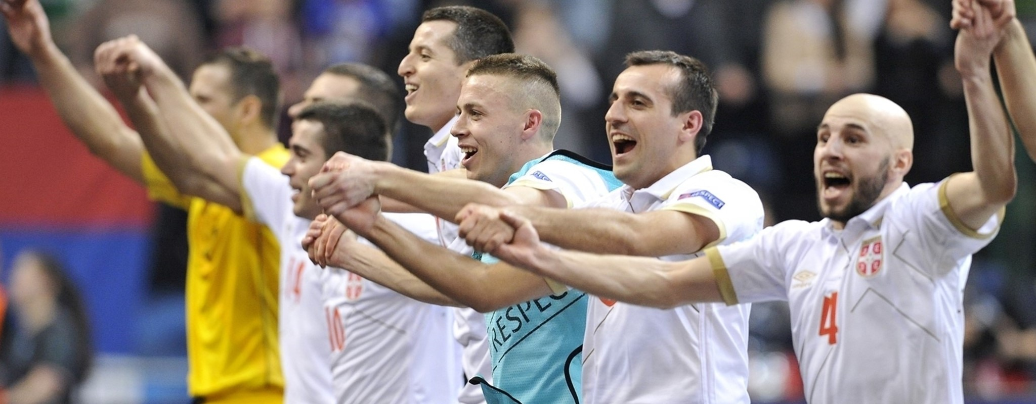Futsal EURO quarter-finals confirmed