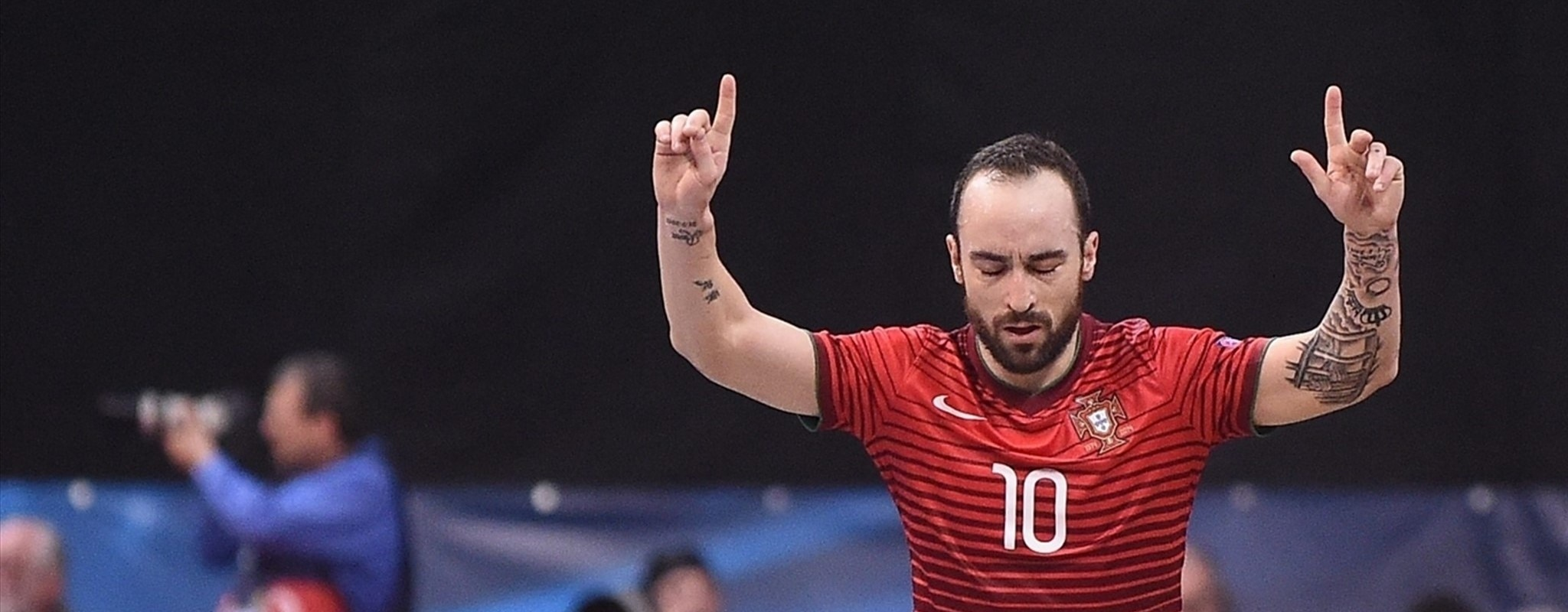 The best futsal player on the planet<br />