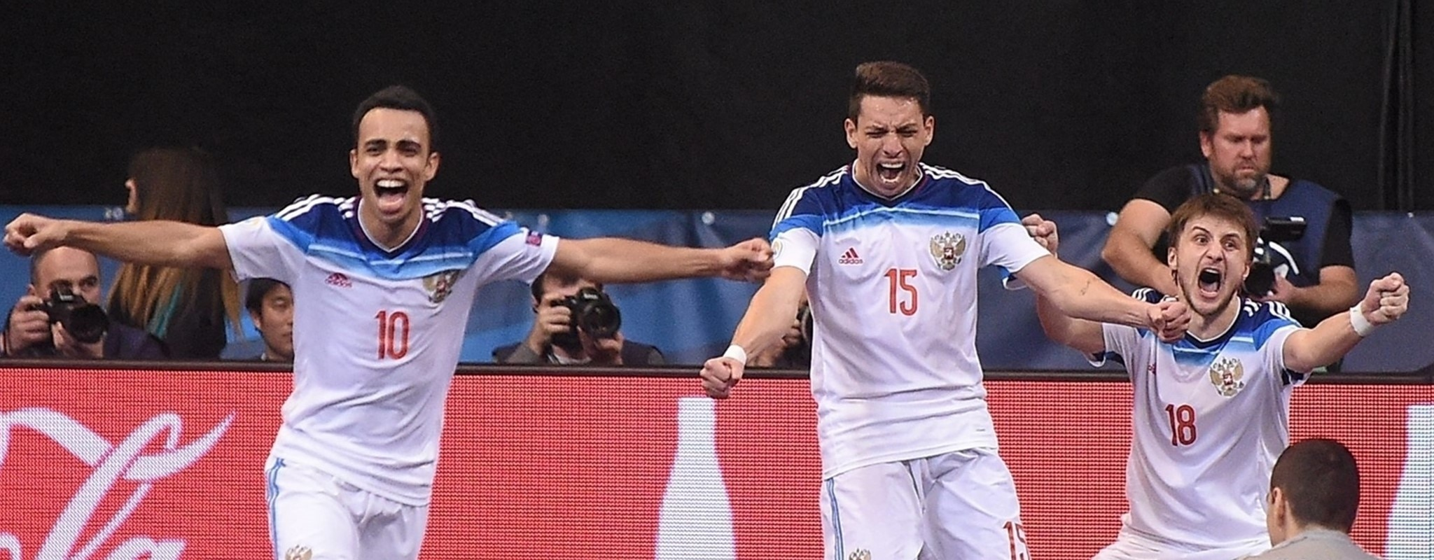 Russia v Spain: Futsal EURO final preview