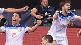 Russia end Serbia challenge to reach final