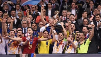 UEFA Futsal EURO 2016 by numbers