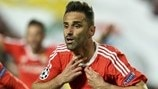Benfica 1-0 Zenit: the story in photos