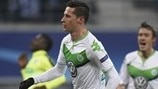 Gent 2-3 Wolfsburg: the story in photos