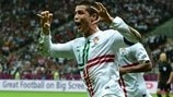 Watch all of Ronaldo's EURO goals from 2004 to 2012