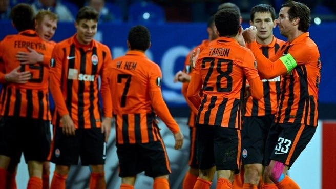Video: Anderlecht vs Shakhtar Donetsk