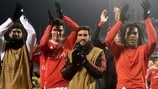 Zenit 1-2 Benfica: the story in photos