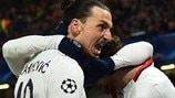 Chelsea 1-2 Paris: the story in photos