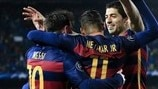 Barcelona 3-1 Arsenal: the story in photos