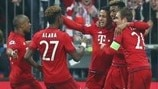Bayern 4-2 Juventus: the story in photos