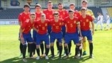 Spain line-up