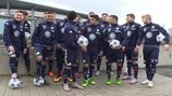 Wolfsburg youngsters show off their skills