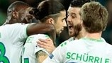 Wolfsburg 2-0 Real Madrid: the story in photos