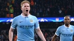 Manchester City 1-0 Paris: the story in photos