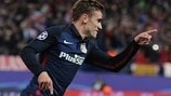 Atlético 2-0 Barcelona: the story in photos