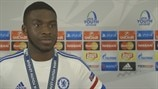 Tomori joy at Chelsea glory