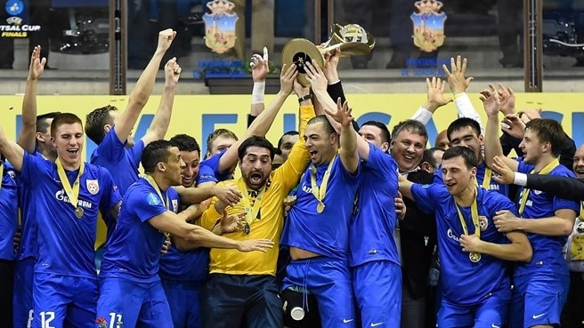 Ugra Yugorsk win UEFA Futsal Cup in thriller