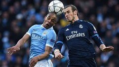 Manchester City 0-0 Real Madrid: the story in photos