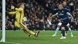 Manchester City resist late Real Madrid surge