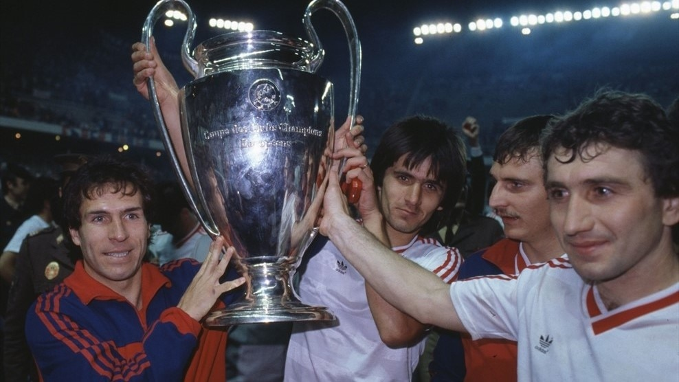 Image result for steaua 1986