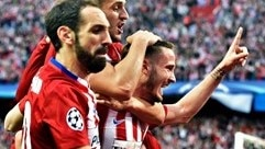 Atlético 1-0 Bayern: the story in photos