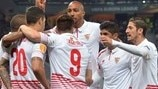 Spot-on Sevilla fight back for Shakhtar draw