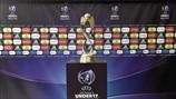 UEFA European Women's Under-17 Championship trophy