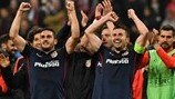 Back in May: Atlético hold off Bayern to reach final