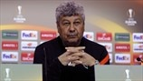 Mircea Lucescu takes charge at Zenit