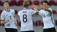Highlights: Germany 4-0 Austria