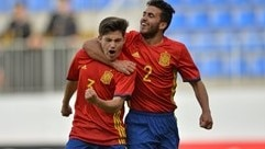 Highlights: Spain 1-0 England