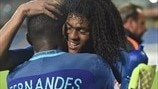 Leandro Fernandes & Tahith Chong (Netherlands)