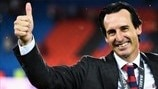 What makes new Paris coach Unai Emery special?