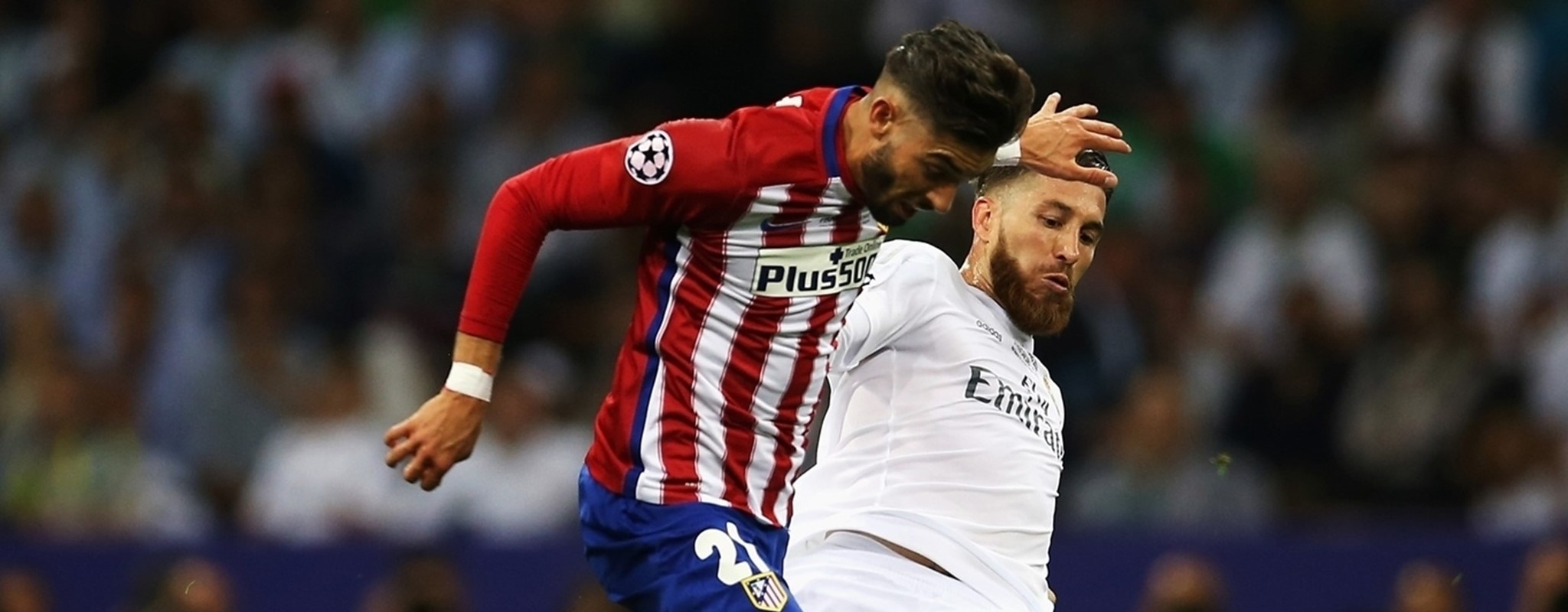 Sergio Ramos v Yannick Carrasco in final Player of the Week poll