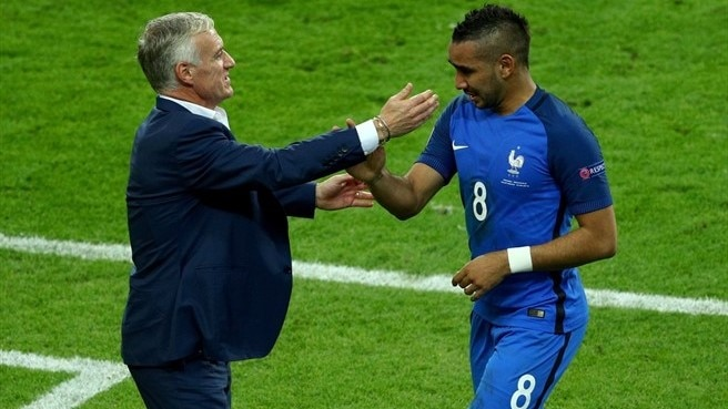 Deschamps pays tribute to Payet quality