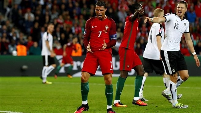 Ronaldo urges Portugal to believe amid frustration