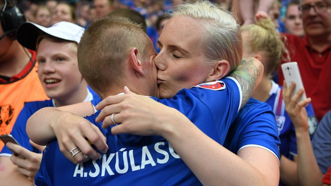 Iceland win moves goalposts for Hallgrímsson