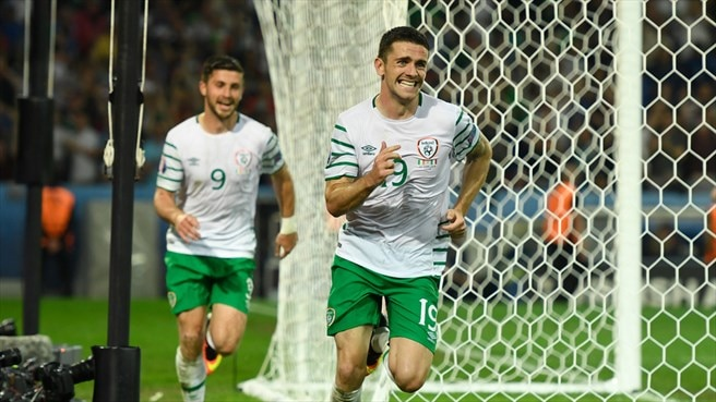 Ireland's fortunes on the up