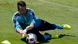 Buffon relishing chance to make up for final defeat