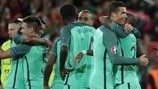 Relive Portugal's path to the last eight