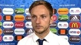 Rakitić sadness after Croatia defeat