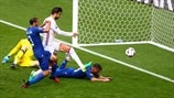 EURO 2016 highlights: Italy 2-0 Spain