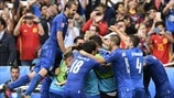 See Italy's path to the quarter-finals