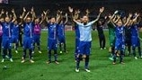 The Day at Euro: Watch Iceland stun England